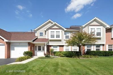 1560 Thornfield Lane UNIT 4, Roselle, IL 60172 - #: 10080481