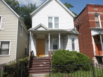 6806 S Sangamon Street, Chicago, IL 60621 - MLS#: 10080500
