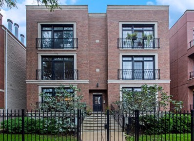 2940 N Damen Avenue UNIT 3N, Chicago, IL 60618 - MLS#: 10080687
