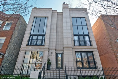 1727 W Pierce Avenue UNIT 1, Chicago, IL 60622 - #: 10080719