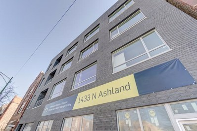 1433 N Ashland Avenue UNIT 3S, Chicago, IL 60622 - MLS#: 10080736