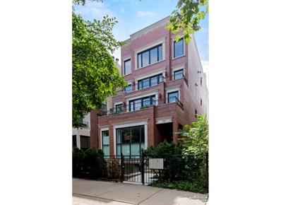 2319 W Wabansia Avenue UNIT 4, Chicago, IL 60622 - #: 10080894