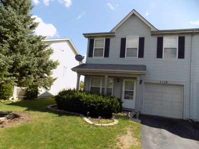 2528 Stoneybrook Drive, Plainfield, IL 60586 - MLS#: 10081104