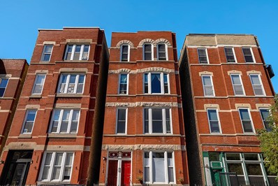 1324 W Huron Street UNIT 1F, Chicago, IL 60642 - MLS#: 10081140