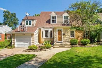 209 Grant Avenue, Clarendon Hills, IL 60514 - MLS#: 10081288