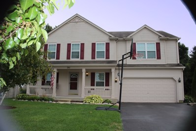 261 Nuthatch Drive, Woodstock, IL 60098 - #: 10081357