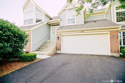 46 Ione Drive UNIT B, South Elgin, IL 60177 - #: 10081418