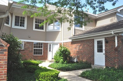 206 W Happfield Drive UNIT 1CR, Arlington Heights, IL 60004 - #: 10081421