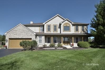 3680 White Deer Drive, Algonquin, IL 60102 - MLS#: 10081448