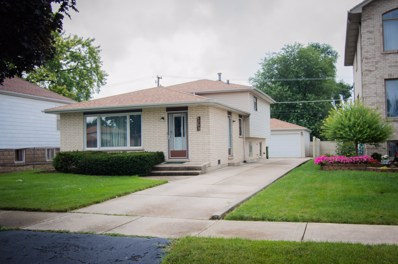 9733 Merton Avenue, Oak Lawn, IL 60453 - MLS#: 10081469