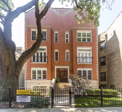 3306 N Clifton Avenue UNIT 1S, Chicago, IL 60657 - MLS#: 10081483