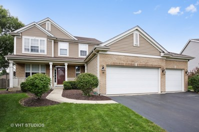 7 Savoy Court, Lake In The Hills, IL 60156 - #: 10081578