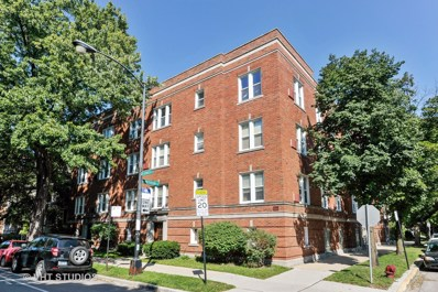3633 N Damen Avenue UNIT 3, Chicago, IL 60618 - MLS#: 10081761