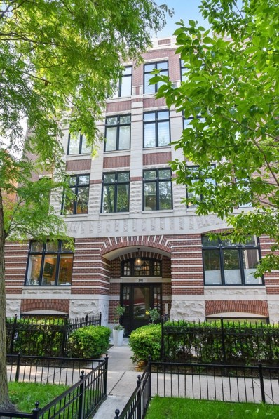 540 W Oakdale Avenue UNIT 4E, Chicago, IL 60657 - #: 10081819