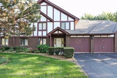 6645 180th Street UNIT 1W, Tinley Park, IL 60477 - MLS#: 10081834