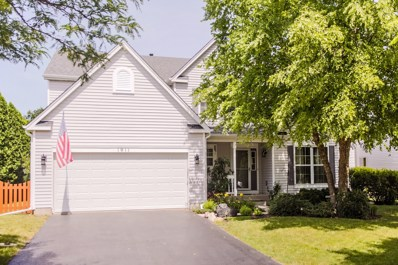 1911 Brier Glen Drive, Plainfield, IL 60586 - MLS#: 10081845