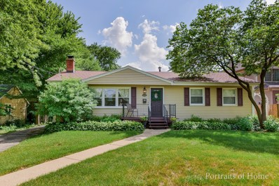 508 Pershing Avenue, Wheaton, IL 60189 - MLS#: 10081981