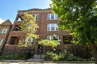 2431 N Sawyer Avenue UNIT 1, Chicago, IL 60647 - #: 10082033