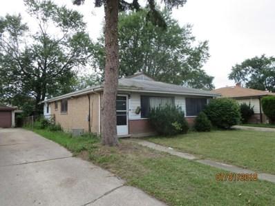 1330 Greenbay Avenue, Calumet City, IL 60409 - MLS#: 10082060
