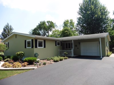 107 E Berkshire Lane, Mount Prospect, IL 60056 - MLS#: 10082088