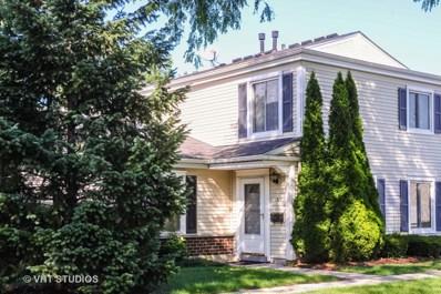 1517 Quaker Lane UNIT 121C, Prospect Heights, IL 60070 - #: 10082093