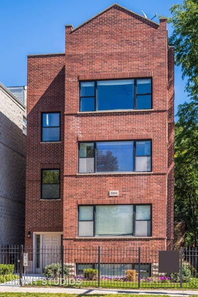 3001 N Damen Avenue UNIT 4, Chicago, IL 60618 - MLS#: 10082184