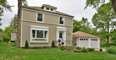 21W454  Fairway Avenue, Glen Ellyn, IL 60137 - #: 10082206
