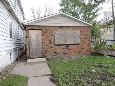9243 S Blackstone Avenue, Chicago, IL 60619 - MLS#: 10082226