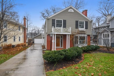 663 Forest Avenue, Glen Ellyn, IL 60137 - MLS#: 10082234