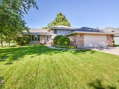 1721 Grand Prairie Drive, New Lenox, IL 60451 - #: 10082433