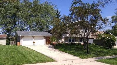 1170 Rosedale Lane, Hoffman Estates, IL 60169 - #: 10082453