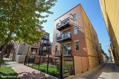 1142 N Campbell Avenue UNIT 1B, Chicago, IL 60622 - MLS#: 10082467