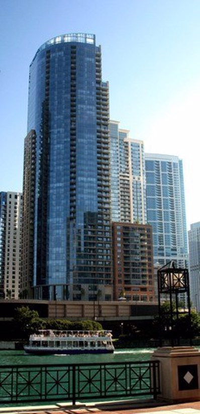 420 E Waterside Drive UNIT 1210, Chicago, IL 60601 - #: 10082570