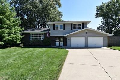495 S Oak Glen Drive, Bartlett, IL 60103 - MLS#: 10082616