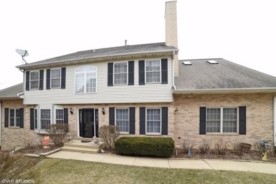 1481 Laurel Oaks Drive, Streamwood, IL 60107 - #: 10082618