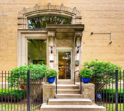 3900 N Claremont Avenue UNIT 301, Chicago, IL 60618 - MLS#: 10082623