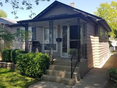 5709 N Mobile Avenue, Chicago, IL 60646 - MLS#: 10082844