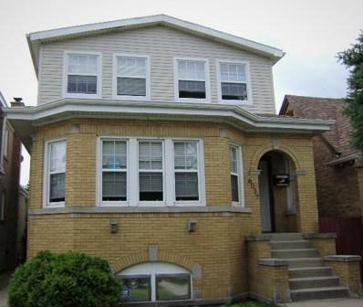 6037 W Eddy Street, Chicago, IL 60634 - MLS#: 10083036