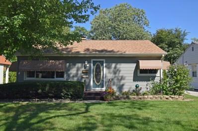 1088 Van Buren Avenue, Des Plaines, IL 60018 - MLS#: 10083437
