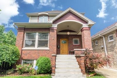 4544 N Knox Avenue, Chicago, IL 60630 - MLS#: 10083556