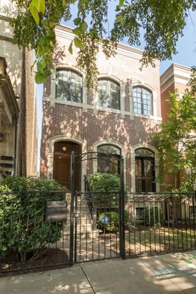 1334 W Wellington Avenue, Chicago, IL 60657 - #: 10083600