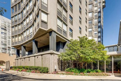 5701 N Sheridan Road UNIT 20B, Chicago, IL 60660 - MLS#: 10083647
