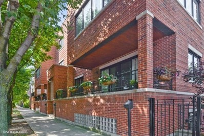 1952 N Honore Street UNIT 1, Chicago, IL 60622 - #: 10083677