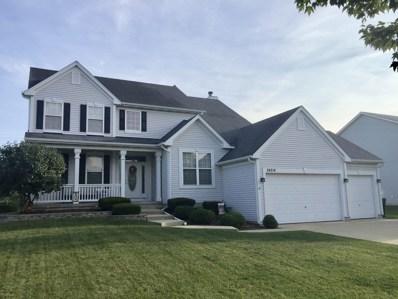 24214 Apple Creek Lane, Plainfield, IL 60586 - #: 10083945