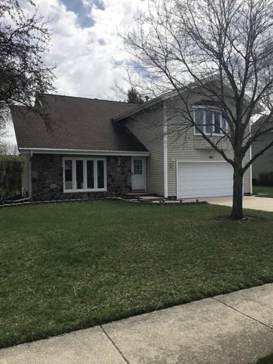 857 Lombard Drive, Crystal Lake, IL 60014 - #: 10083976