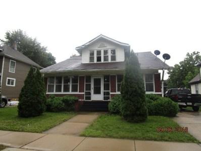 433 Marion Avenue, Aurora, IL 60505 - MLS#: 10084097