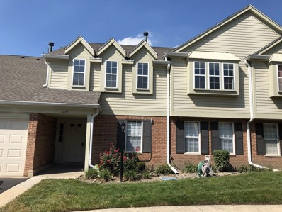 1256 Beechwood Court UNIT C2, Schaumburg, IL 60193 - MLS#: 10084111