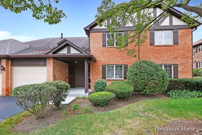 137 Stanhope Drive UNIT D, Willowbrook, IL 60527 - #: 10084124