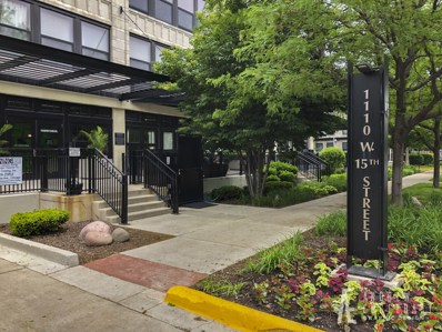 1110 W 15th Street UNIT 412, Chicago, IL 60608 - MLS#: 10084151