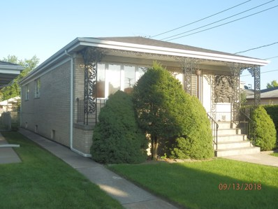 7845 Leamington Avenue, Burbank, IL 60459 - MLS#: 10084232